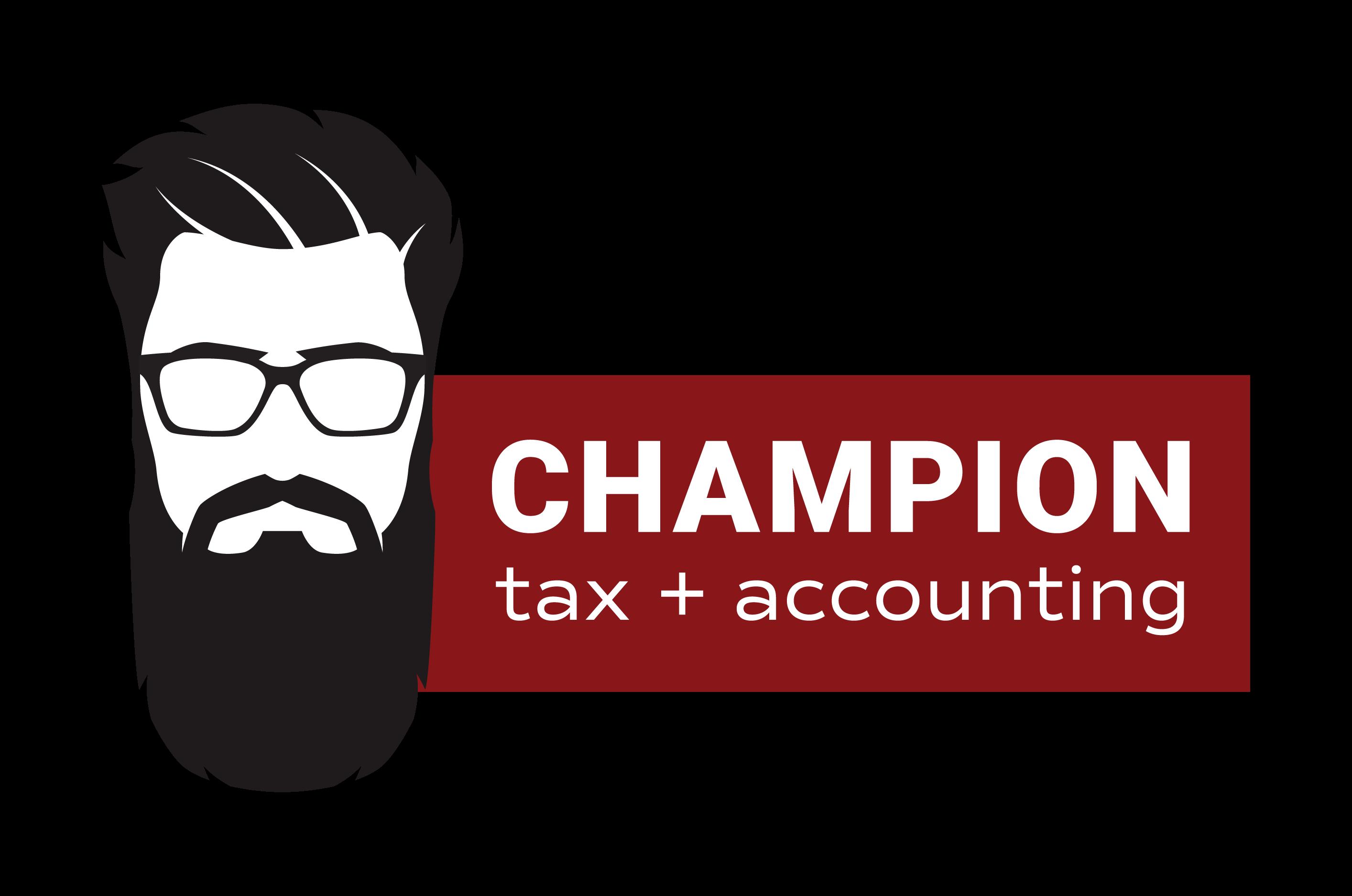 Champion Tax and Accounting, Logo